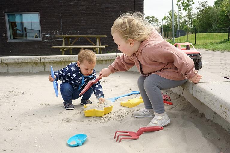Peuterspeel- en leergroep De Keet in 't Veld
