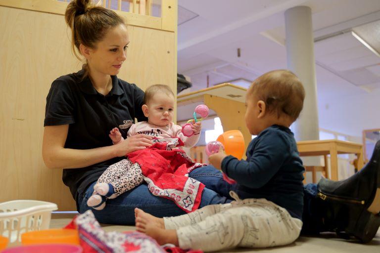 Kinderdagverblijf in Julianadorp