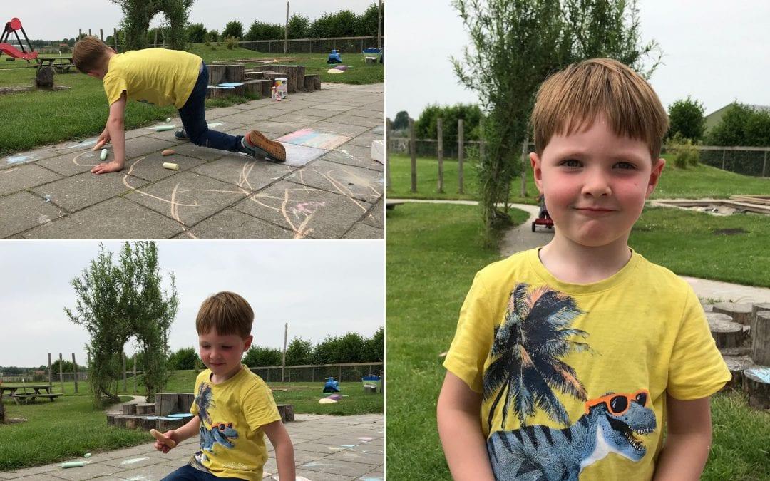 """Vertel eens! Maarten (4 jaar) """"Ik zou wel een reddingstoren willen zijn."""""""