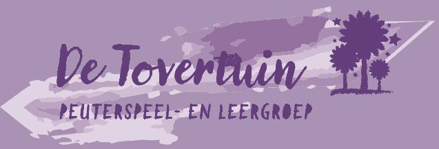 Logo Peuterspeel- en leergroep De Tovertuin