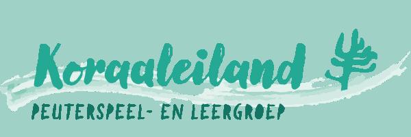 Logo Peuterspeel- en leergroep Koraaleiland