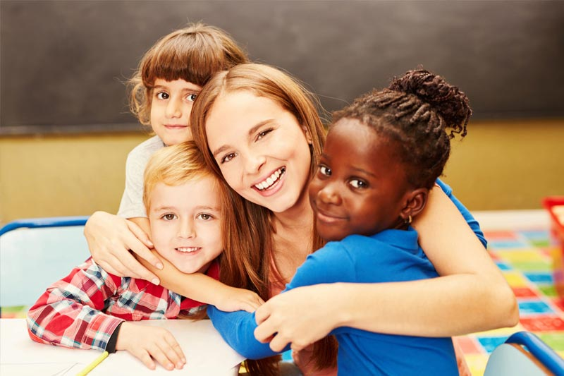 Gastouder met kinderen - Gastoudersopvang van GOBNH