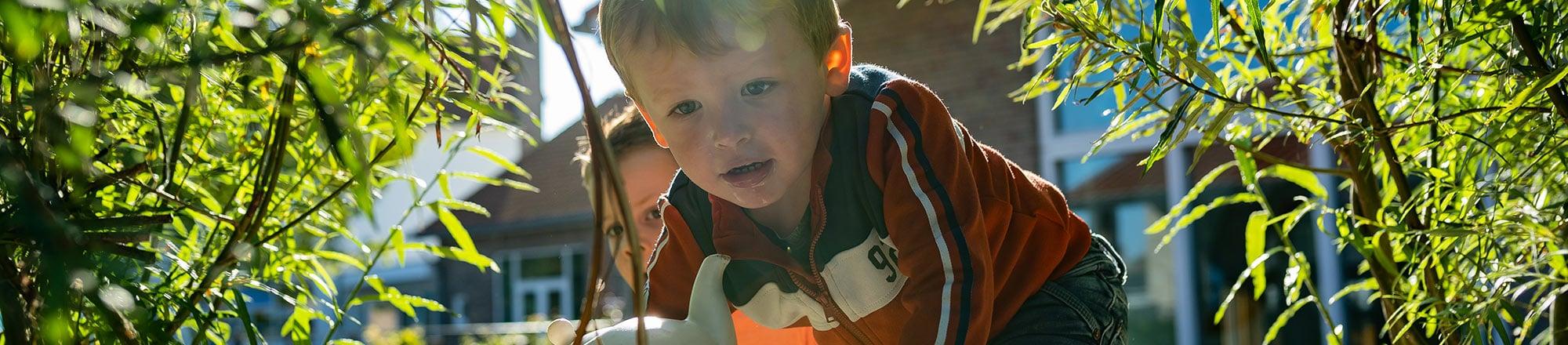 Kinderdagverblijf (0-4 jaar)