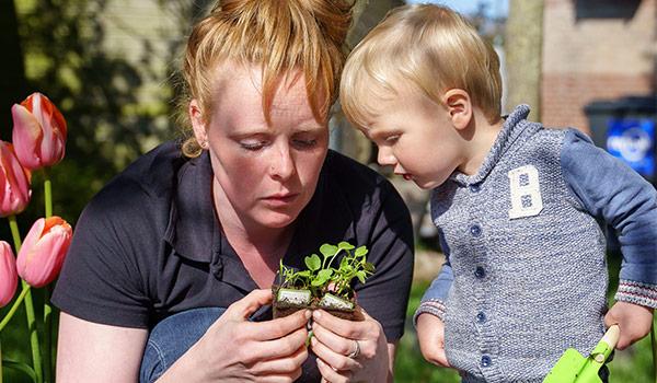 Groene kinderopvang Kop van Noord-Holland