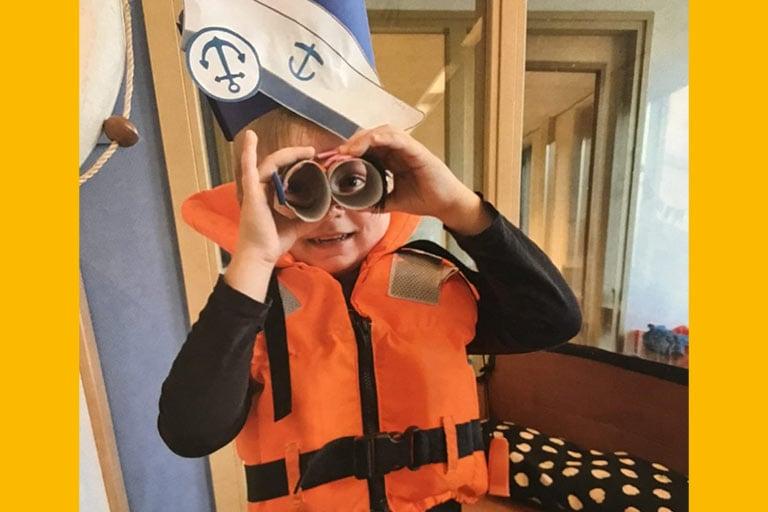 PSL de Sterrenwachters Schip Ahoy